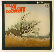 "12"" LP Jimmy McKinlay and his Clan-Blue Grass Country-b1713-rar"