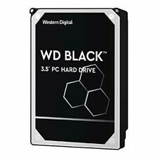 "WD 1TB Black 7200 rpm SATA III 3.5"" Internal HDD (OEM)"