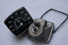 VESPA TACHO 80 km/h LENKER V 50 N SPECIAL  APE Speedo Spezial conta Tachometer