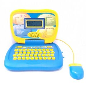 THE LITTLE LAPTOP LEARNER Fun Educational Learning System For Girls & Boys