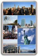ciudad de Nueva York Imán de Nevera
