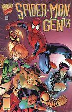Spider-Man / Gen 13 prestige format oneshot 1996, Marvel