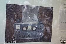 HUGE MANUAL HAMMARLUND  RADIO SERVICE MANUAL CD