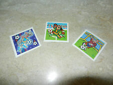 Chuck E. Cheese Soccer CEC Temporary Kids Tattoos Variety Lot of 50 Party Favors