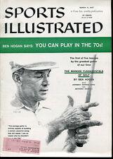 1957 Sports Illustrated Ben Hogan Excellent Condition 8116