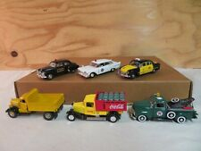 New ListingMixed Set Of 6 O Scale Diecast 1:43 Trucks Cars For Mth K-Line Lionel Lot E