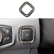 Carbon fiber color Rear light switch covers for Ford Ranger Everest Endeavour