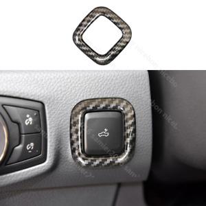 Carbon fiber color Rear light switch covers for Ford Ranger Everest Endeavour