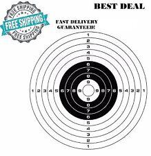 Gamo Paper Air Gun Pistol Rifle Targets 100 Pack Pellet Traps Target FREE SHIP