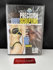 The Workout Less Precision Body Sculpting DVD {From the 6 Week Body Makeover}