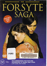THE FORSYTE SAGA Series 2 DVD All Zone