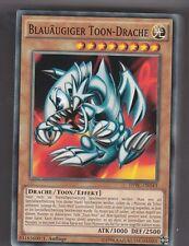 YU-GI-OH Blauäugiger Toon Drache common DPBC-DE043