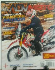 ADV Moto November December 2015 Seriously Southern Honda Ducati FREE SHIPPING sb