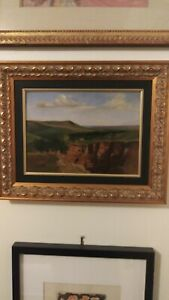 Painting Signed TH.R....Theodore Rousseau?