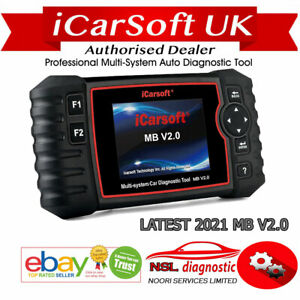 ICARSOFT MB V2.0 Professional CAR DIAGNOSTIC CODE SCANNER TOOL FOR MERCEDES BENZ