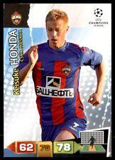 Panini Champions League 2011-2012 Adrenalyn XL Keisuke Honda PFC CSKA Moskva