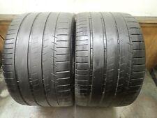 2 335 25 20 99Y Michelin Pilot Super Sport ZP Tires 5.5-6/32 No Repairs 1117