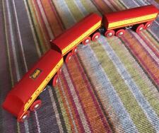 33513 Brio Wooden Train Red Diesel! Thomas! 1987