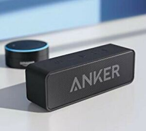 Anker SoundCore Bluetooth Portable Alexa Speaker Black