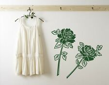 Rose Couple - Highest Quality Wall Decal Stickers