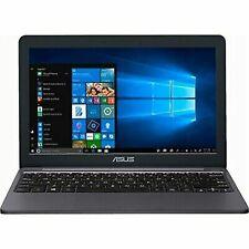 """Asus VivoBook 11.6"""" Intel N4000 2.5GHz 4GB 32GB eMMC Webcam Win 10"""