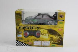 New! Drift Racing King Superior Car Triple Car 4WD Remote Control Black #58 1:24