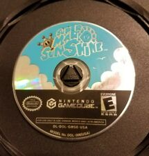 Super Mario Sunshine (Nintendo GameCube) Disc Only. Tested