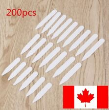 Collar Stays - 200 Pieces