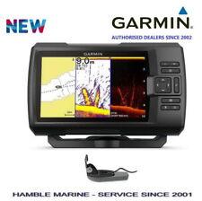 New Garmin STRIKER Plus 7 CV Sounder Sonar Fish Finder GPS + GT-20 Transducer