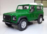 1:43 Scale Model Land Rover Defender 90 Station SWB TDi TD5 Oxford Cararama