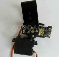 2 DOF Pan and Tilt with MG995 Servos Sensor Mount for Arduino Robot Black