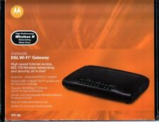 Motorola 2247-N8 ADSL2+ Wi-Fi Gateway /802.11N / 4-PORT ETHERNET / RETAIL
