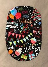 Funky Stoma bag pouch covers for Ostomy Ileostomy Colostomy Happy birthday