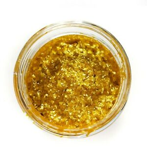 Edible Glitter Flakes - 100% Made from Food Items FDA Approved - Multiple colors