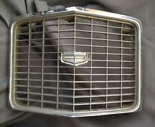 OEM 1981 81 Ford Lincoln Mercury Radiador Grille Grill Emblem Assembly