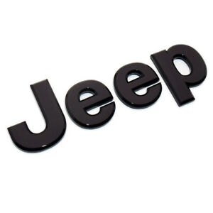 Mopar 68193400AA 2013-2017 Jeep Grand Cherokee Front Hood Emblem
