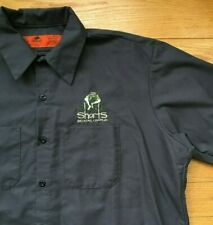 Short's Brewing Company - Embroidered Employee Work Shirt - Men's size Xl