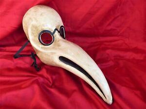 CA`MACANA Venezianische Maske Pestmaske Karneval Venedig