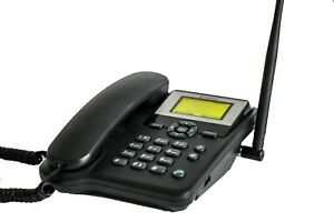 HUAWEI ETS3023 GSM DESK PHONE FOR HOME, OFFICE, BUSINESS, UNLOCKED. SIM CARD