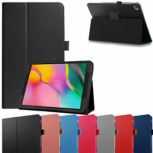 """Samsung Galaxy Tab A7 10.4""""T500/T505 (2020) Leather Stand Flip Tablet Cover Case"""