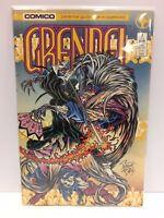 Grendel #7 Comic Book Comico 1987