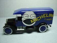 Michelin 1/43 ford t ixo serie press no minichamps autoart