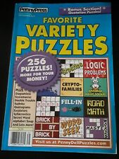 Penny Press WORLD'S FINEST Dell Variety Puzzles Games Sudoku SEPTEMBER 2020  New