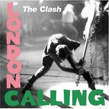 THE CLASH LONDON CALLING NEW SEALED 180G DOUBLE VINYL LP IN STOCK