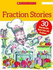 Funny & Fabulous Fraction Stories: 30 Reproducible Math Tales and Problems to Re