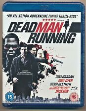 Dead Man Running Blu Ray New and Sealed