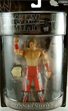 WWE - 2007 - No Way Out - Brian Kendrick - Action Figure - Limited Edition