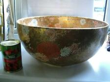 Bowl Antique Japanese Cloisonne