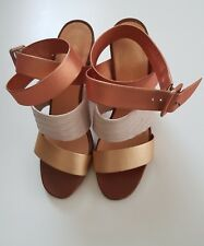 Robert Clergerie heeled sandals UK 6, EU size 39, US Size 8.5 RRP £ 330