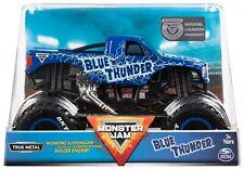 Monster Jam Blue Thunder Diecast Car